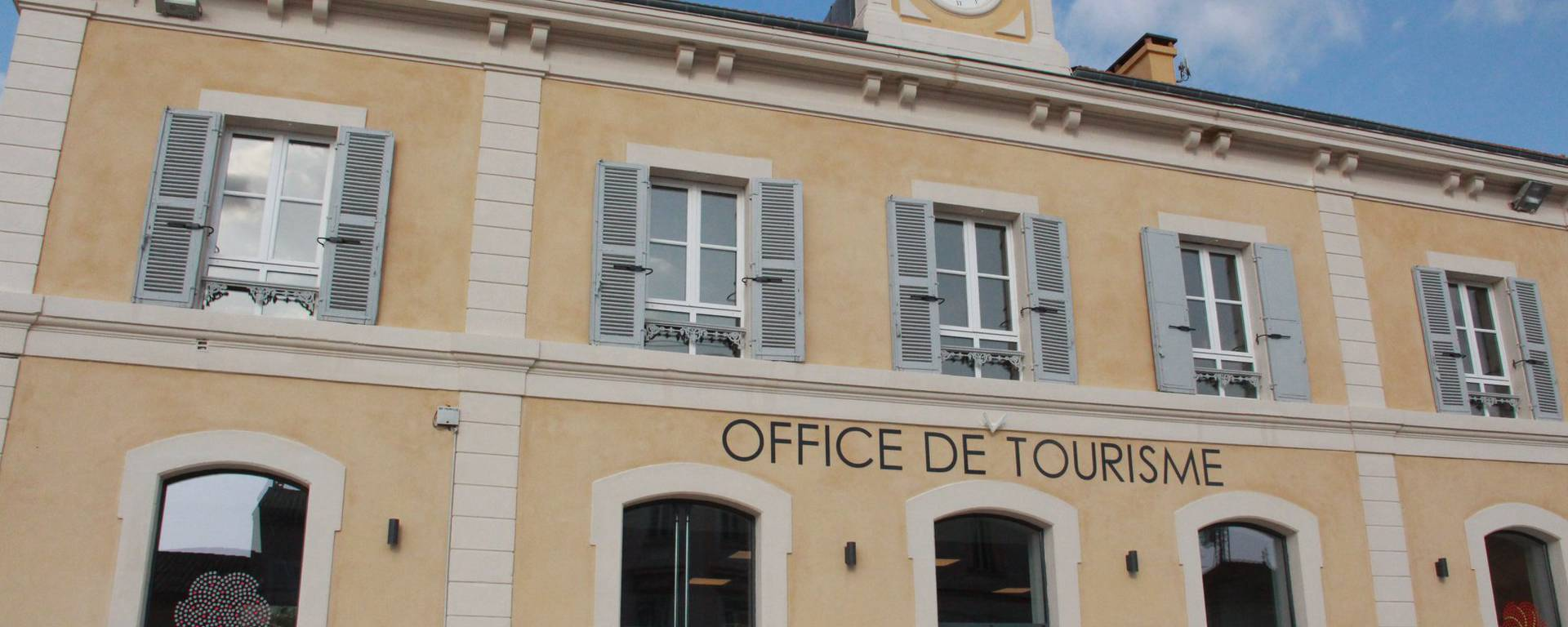 Office de tourisme Pays d'Apt Luberon vacances gare les ocres