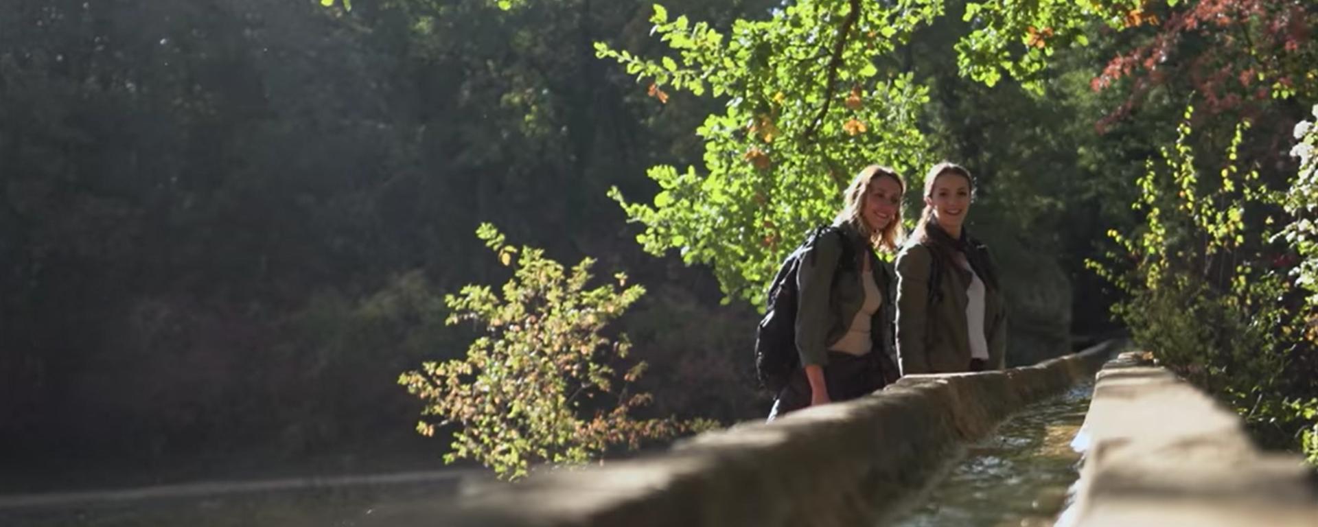 Pays d'Apt Luberon vidéos tourisme vacances ocres