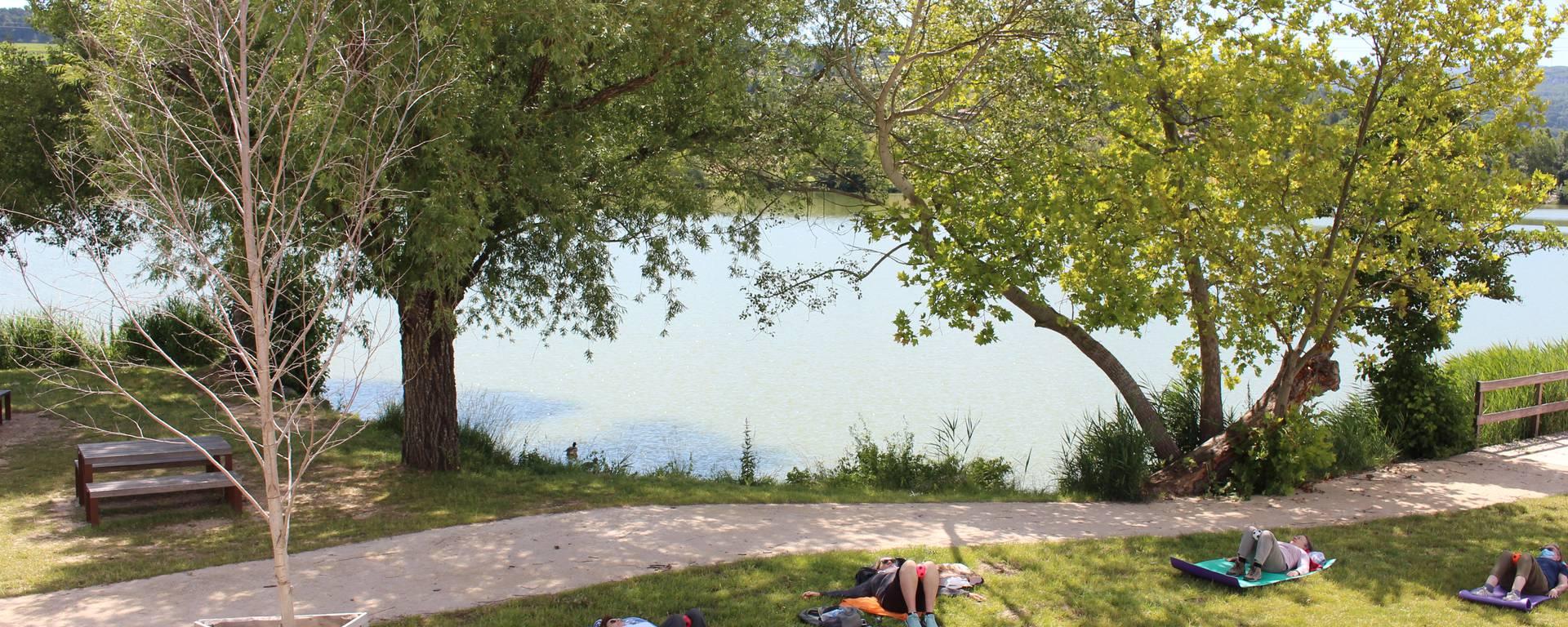 Plan d'eau de la Riaille | Base de loisirs
