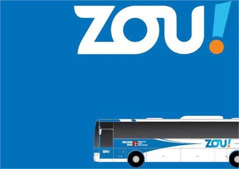 Ligne de Bus   Zou   Transports Région Sud