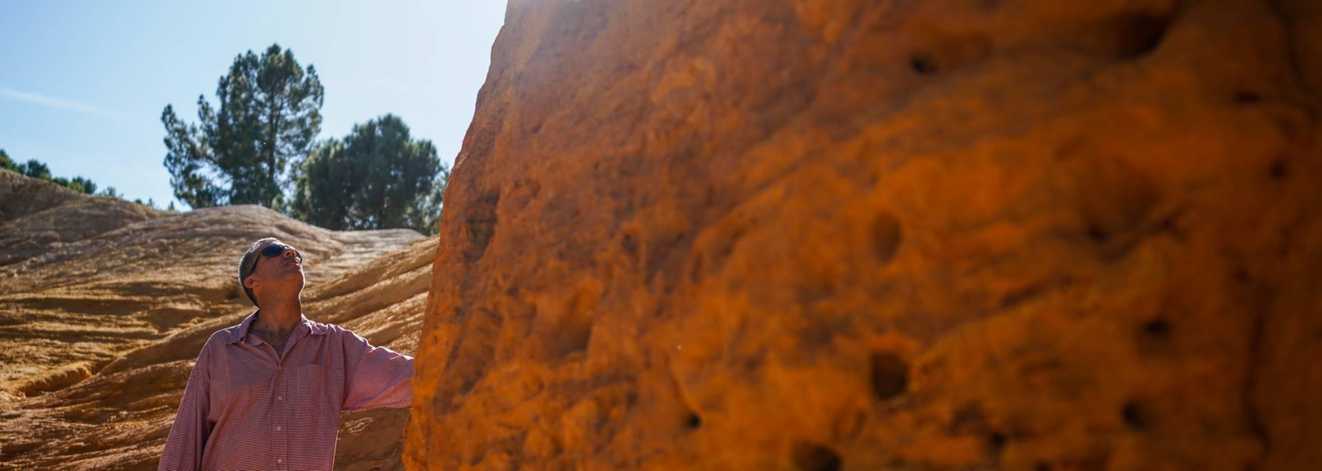 Colorado Provençal | Rustrel | Ocres du Luberon | Massif des Ocres