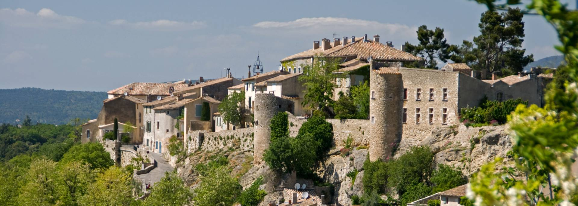 Ménerbes | Village perché du Luberon |Plus beaux village de France
