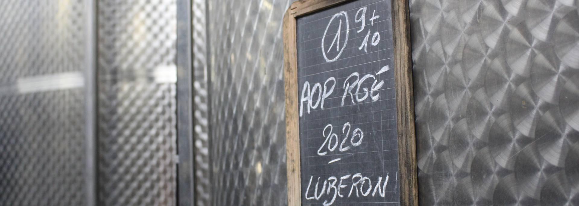 Chai de la Cavale | Domaine viticole du Luberon
