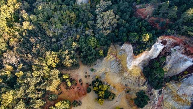 Massif des Ocres | Rustrel | Colorado Provençal | Ocres du Luberon