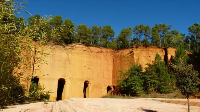 Mines de Bruoux | Ocres du Luberon | Massif des Ocres