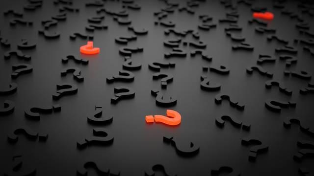 Question | Point d'interrogation