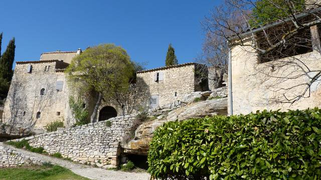 Sivergues | Village du Luberon