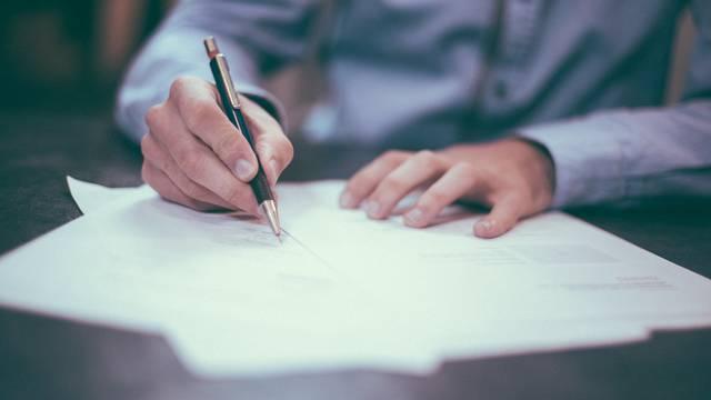 Signature | Documents | Stylo | Contrat