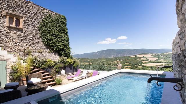 Luberon |Chambres d'hôtes | Bastide de Caseneuve | Village perché | Provence | France