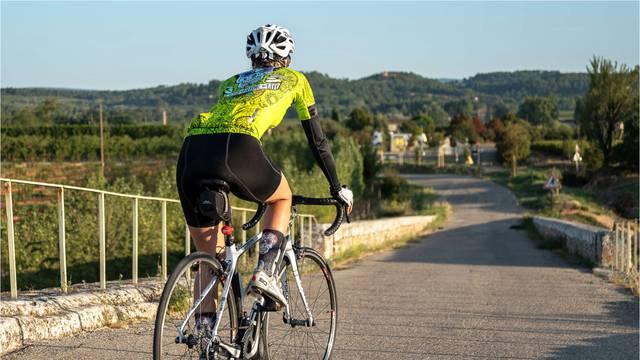 Vélo de route | Luberon | Pont Julien | VTC