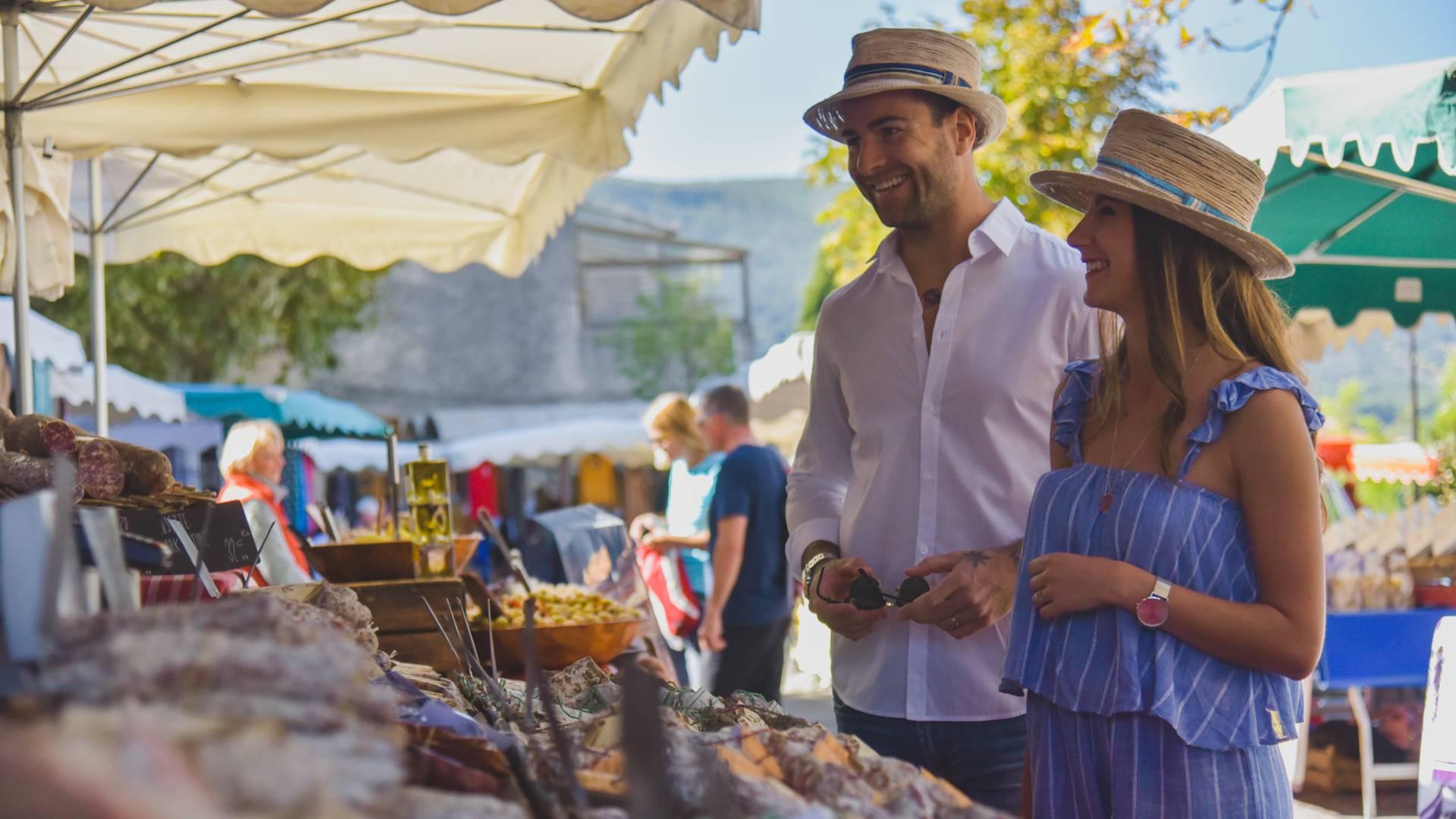 Marché de Bonnieux | Marché Provençal