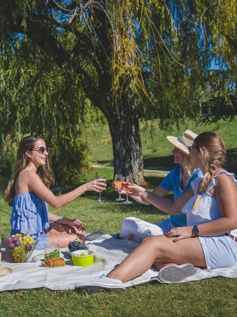 Pique-nique | Plan d'eau d'Apt | Luberon | Apéro - Apéritif provençal