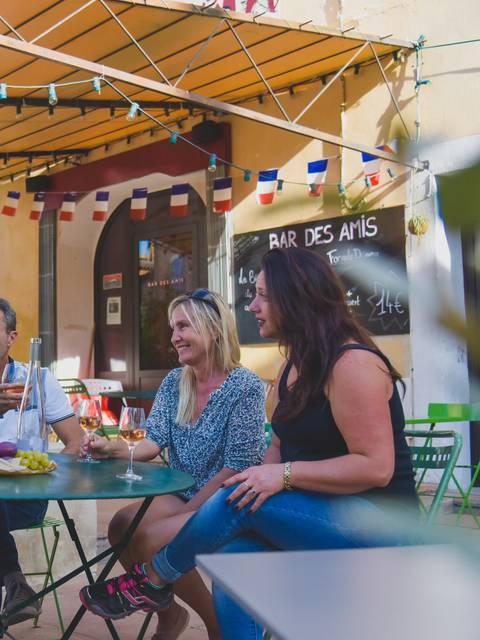 Terrasse | Bar | Restaurant | Cafetier | Amis | Famille