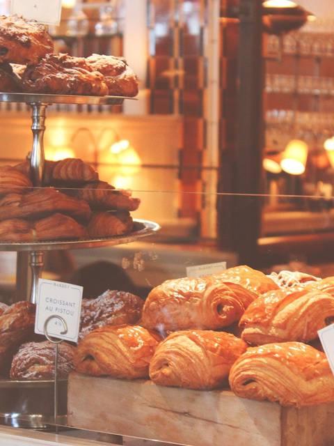 Boulangeries | Pain au chocolat | Croissant | Pâtisserie