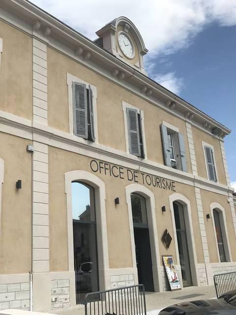 Office de tourisme Pays d'Apt Luberon | Gare|