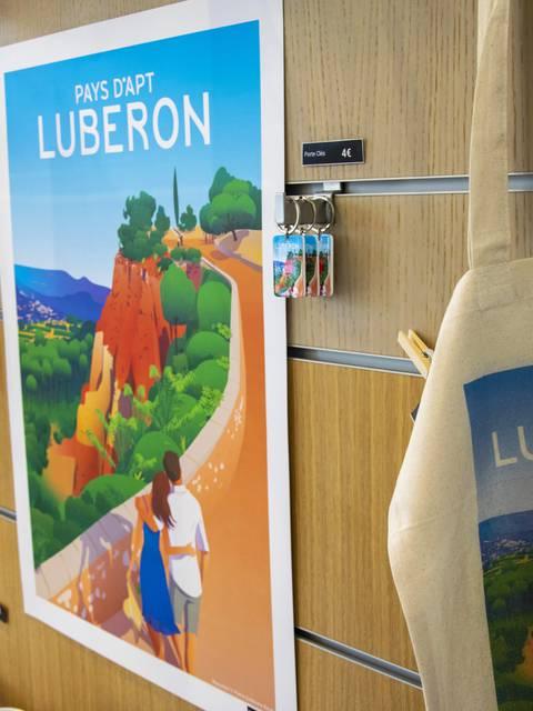 Boutique et idées cadeaux souvenirs du Luberon