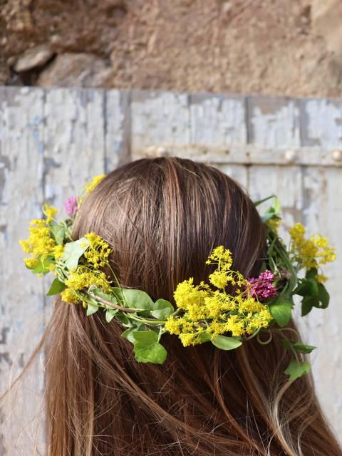 Couronne de fleurs | Fleur