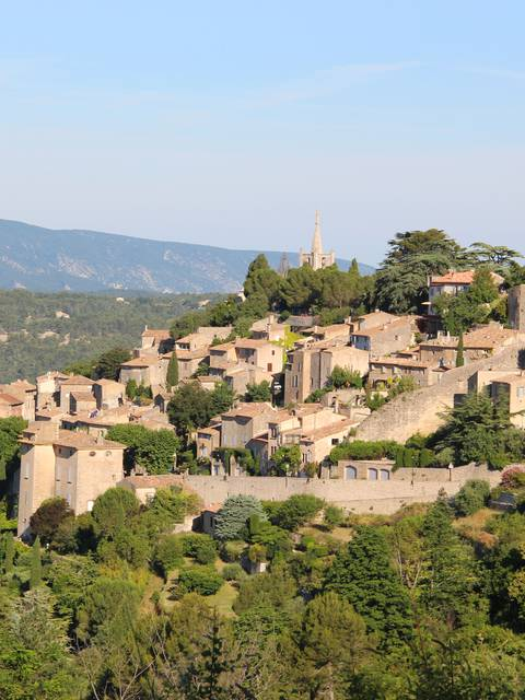 Village perché de Bonnieux