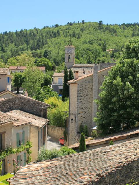 Village de Céreste