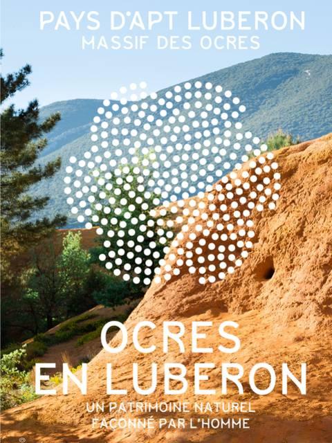 Ocres dans le Luberon