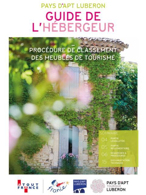 Guide de l'hébergeur Pays d'Apt Luberon