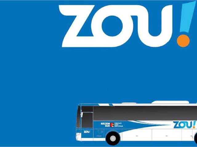 Ligne de Bus | Zou | Transports Région Sud