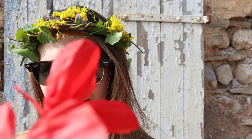 Couronne de fleurs | Fleurs