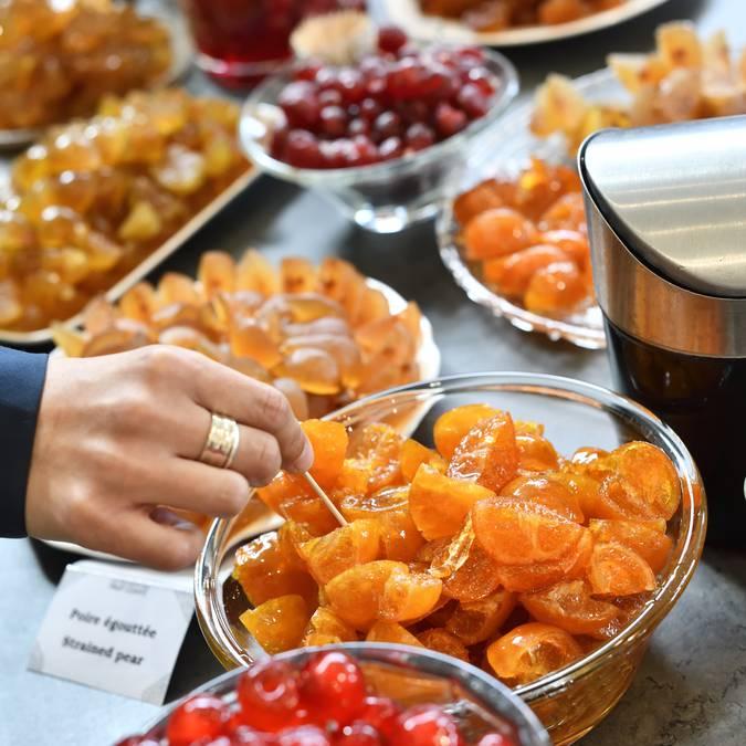 Fruits confits d'Apt | Maison du fruit confit