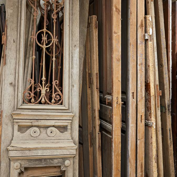 Portes en bois | Atelier de la Boiserie