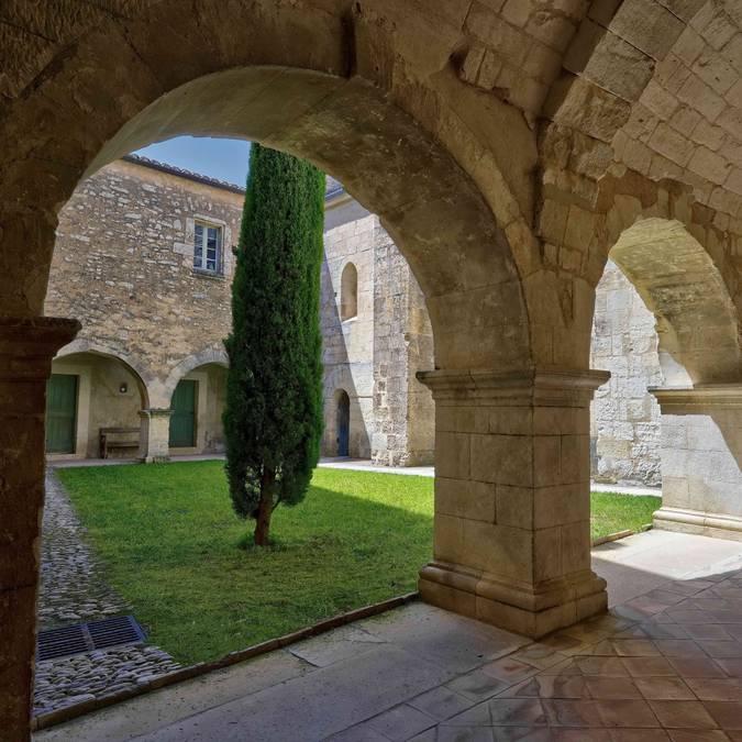 Abbaye Saint -Hilaire | Ménerbes
