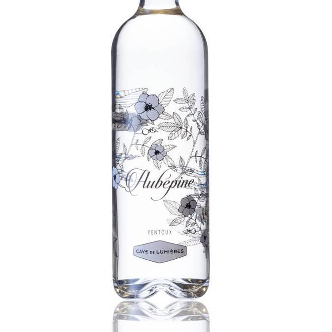 Bouteille de vin Aubépine | vin de la cave de Lumières