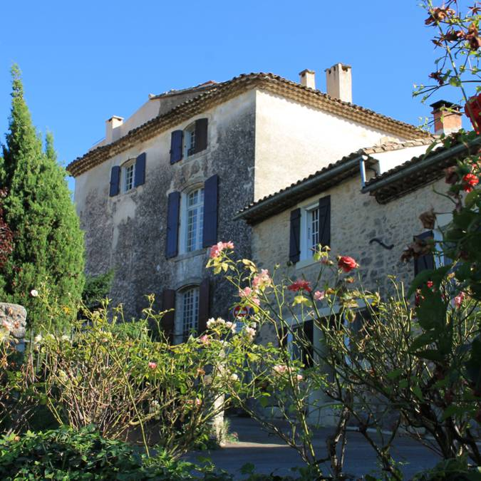 Village d'Auribeau dans le Luberon