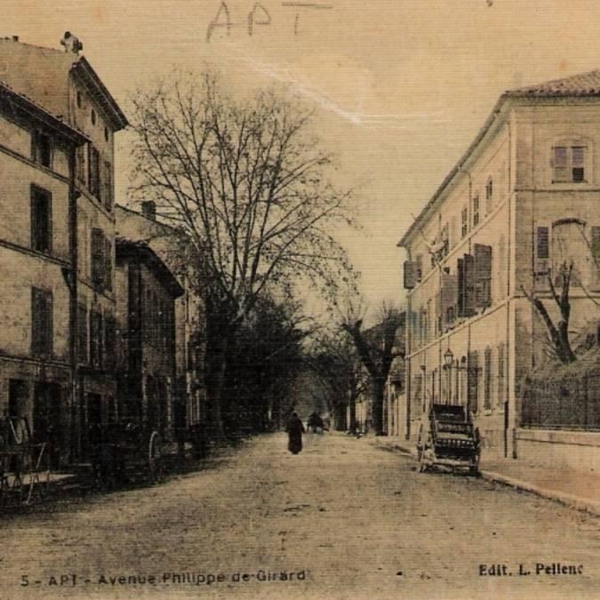 Avenue philippe de Girard Apt