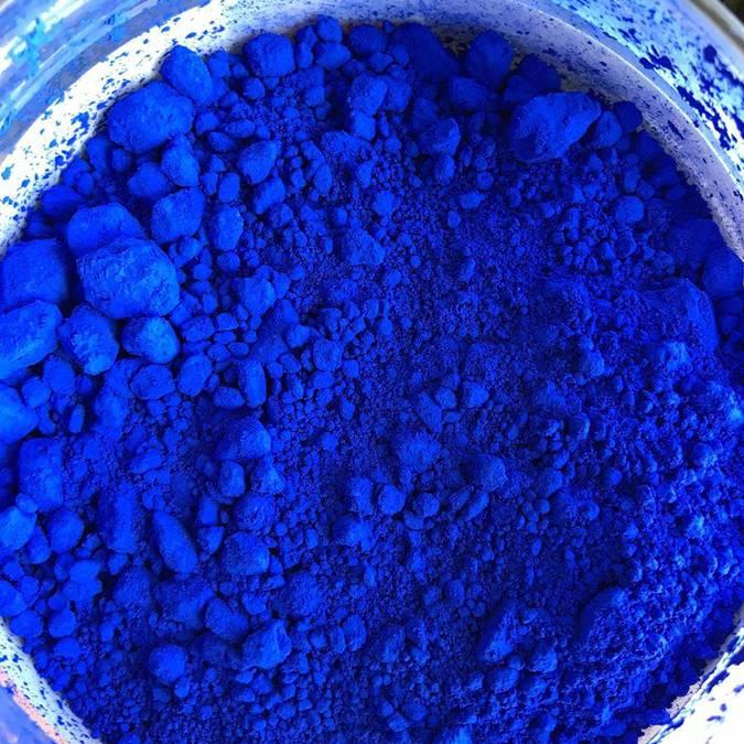 Ocres | Pigment |Bleu