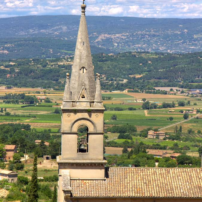 église de Bonnieux