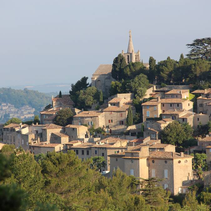 Village perché du Luberon | Bonnieux