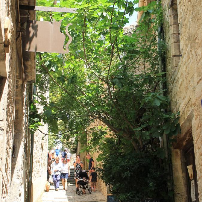 Rue de Bonnieux