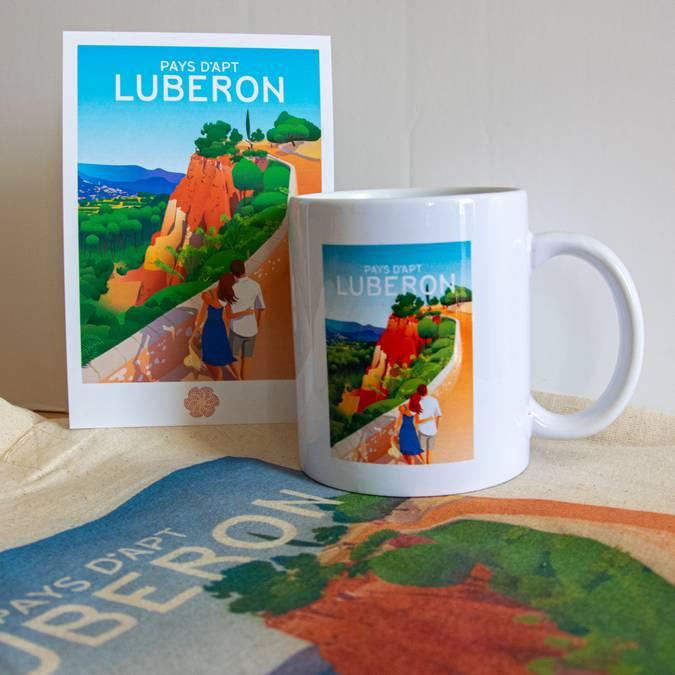 Mug Pays d'Apt Luberon