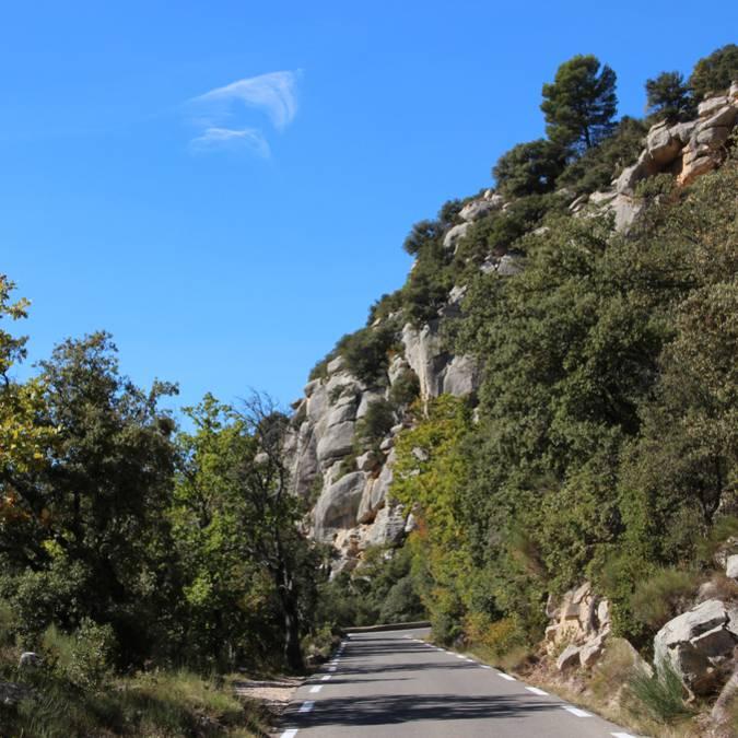 Route de Buoux