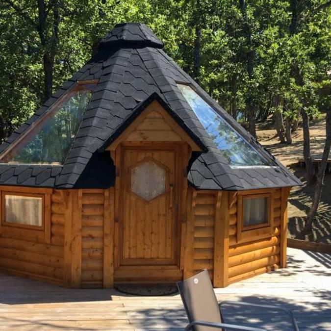 Kota finlandais   Camping   Rustrel
