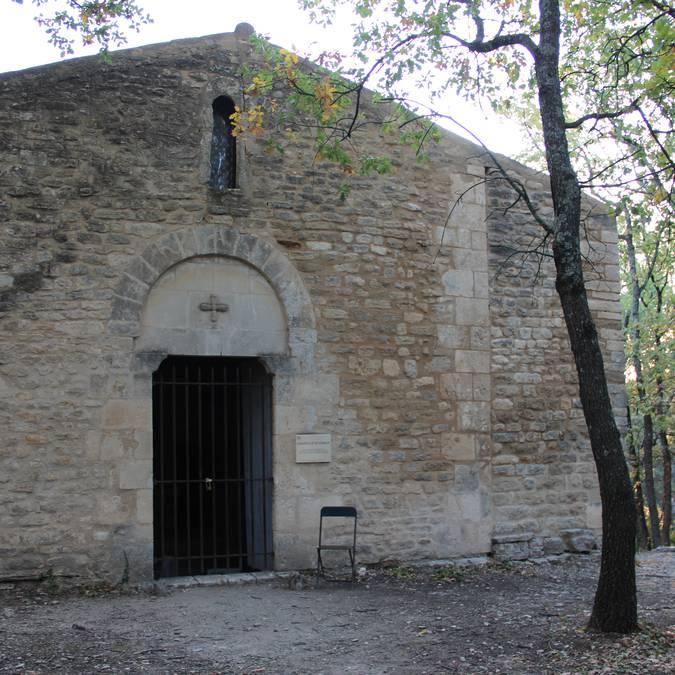 Chapelle St Véran