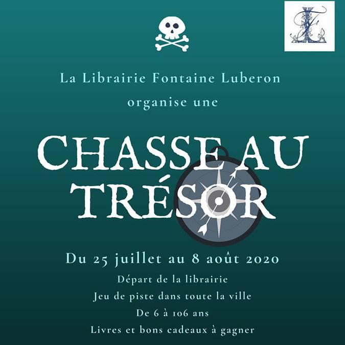 Chasse au trésor | Apt | Luberon
