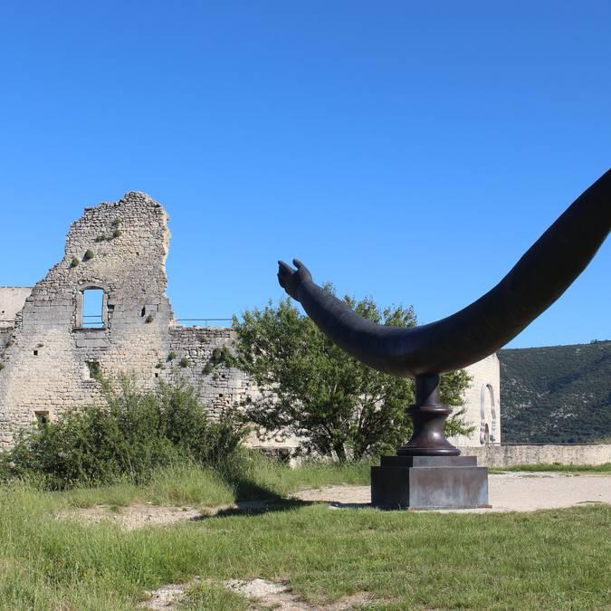Château du Marquis de Sade | Sculpture