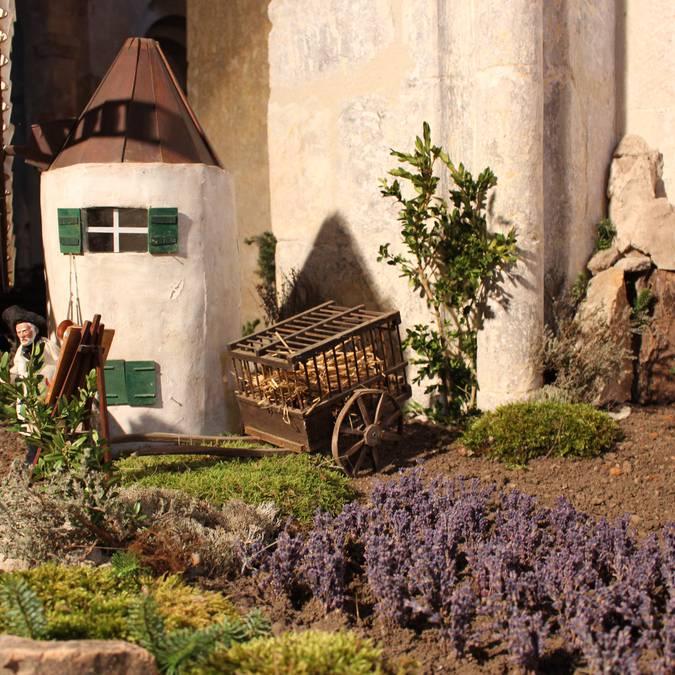 Moulin de Provence Crèche