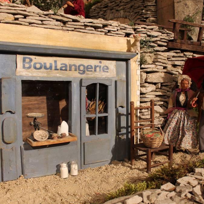 Boulangerie Santons de Provence