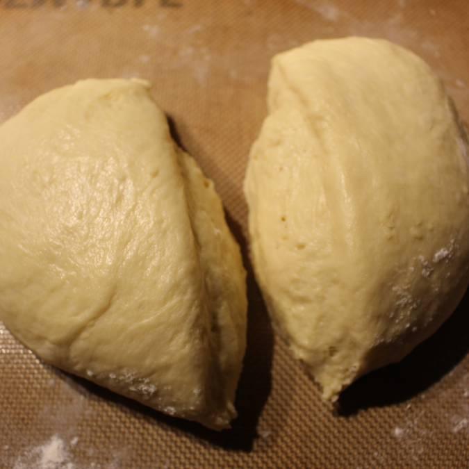 Pâte briochée