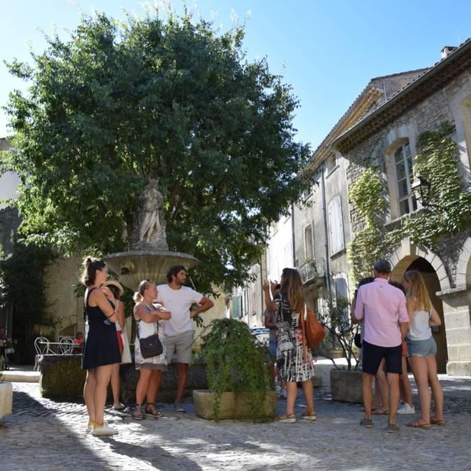 Visites | Village | Saignon | Pierre | Luberon
