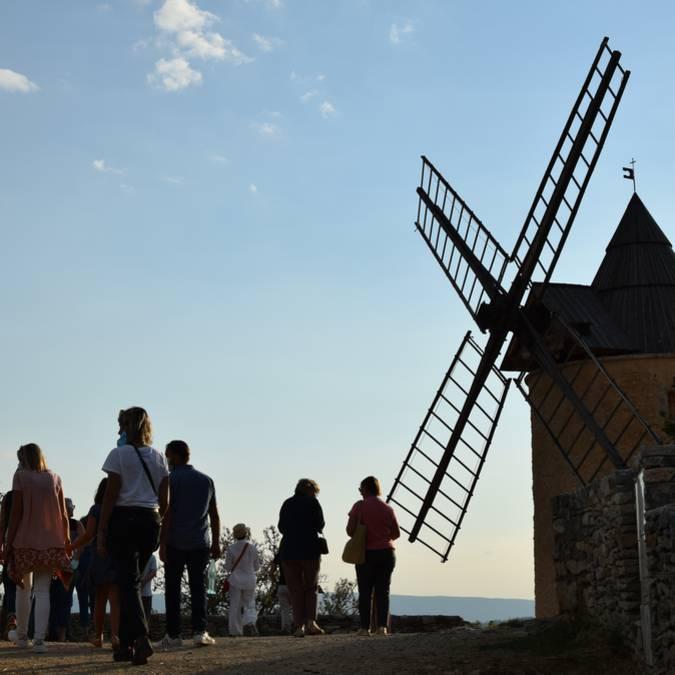 Moulin | Visite | Village