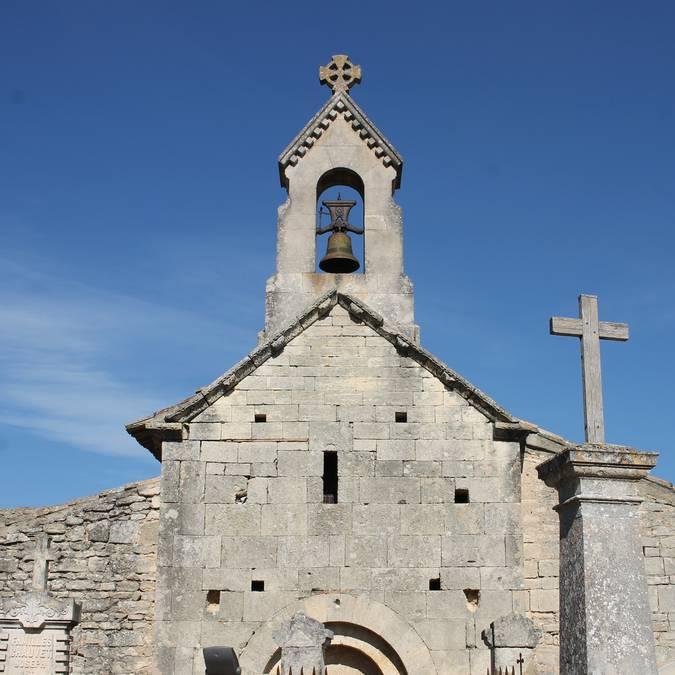 Eglise St Pantaléon | Chapelle romane