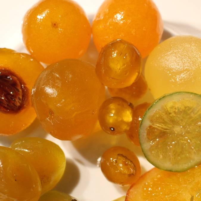Fruits confits du Pays d'Apt